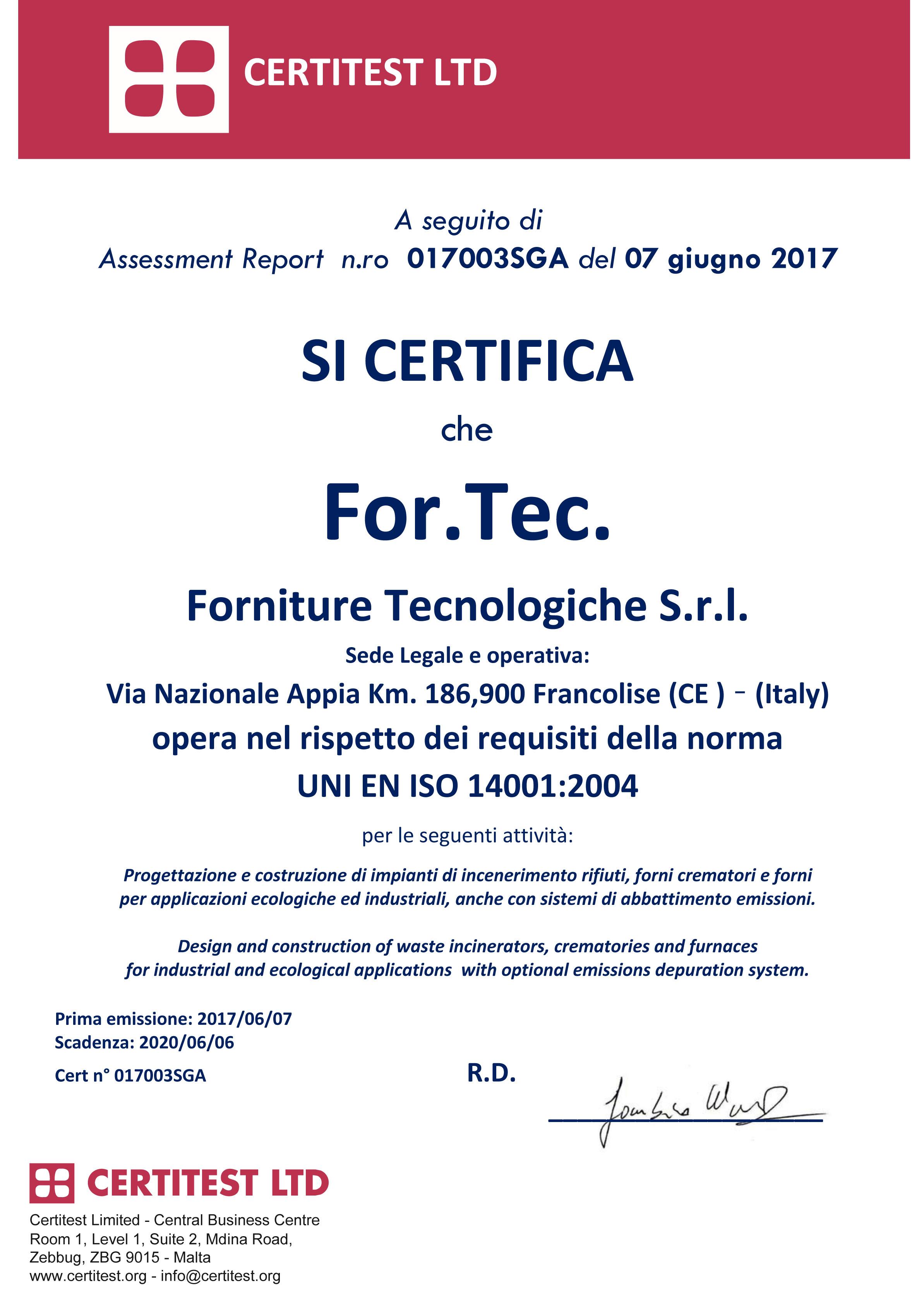 EN ISO 14000