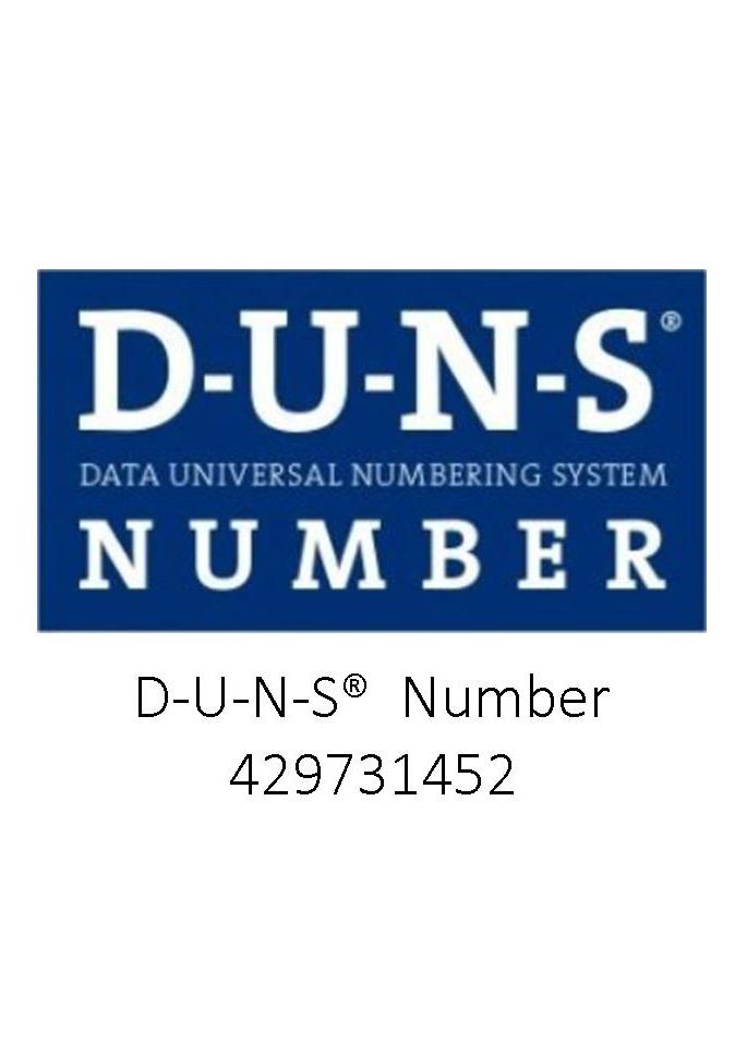DUNS-Number FORTEC_v3