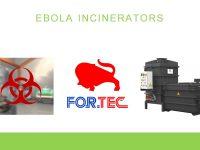ebola incinerators